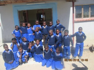 Part of The Children in New uniforms